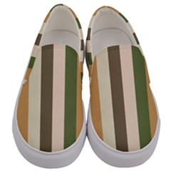 Earth Goddess Men s Canvas Slip Ons