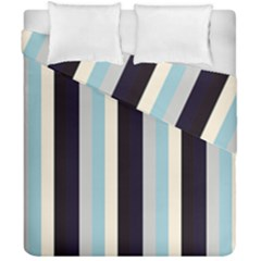 Sailor Duvet Cover Double Side (california King Size)