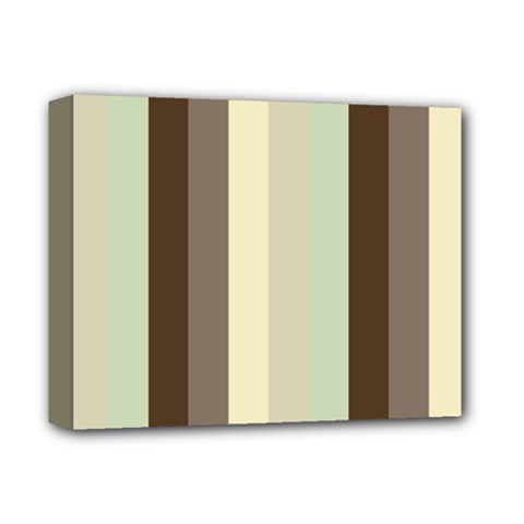 Mint Sunday Deluxe Canvas 14  X 11