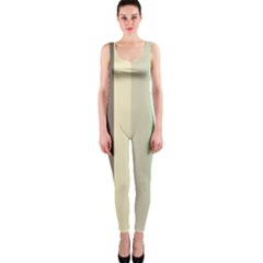 Mint Sunday Onepiece Catsuit
