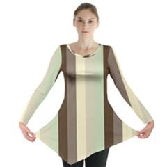 Mint Sunday Long Sleeve Tunic