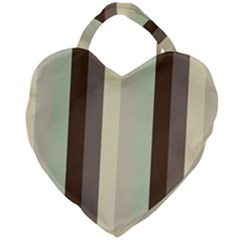 Mint Sunday Giant Heart Shaped Tote