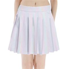 Albino Pinks Pleated Mini Skirt