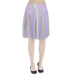 Baby Shoes Pleated Skirt