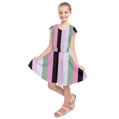 Electric Sunday Kids  Short Sleeve Dress