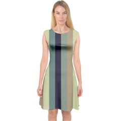 Andy Capsleeve Midi Dress