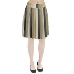 From Pigeon To Dove Pleated Skirt