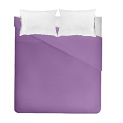 Another Purple Duvet Cover Double Side (full/ Double Size)