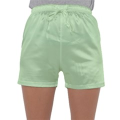 Baby Green Sleepwear Shorts