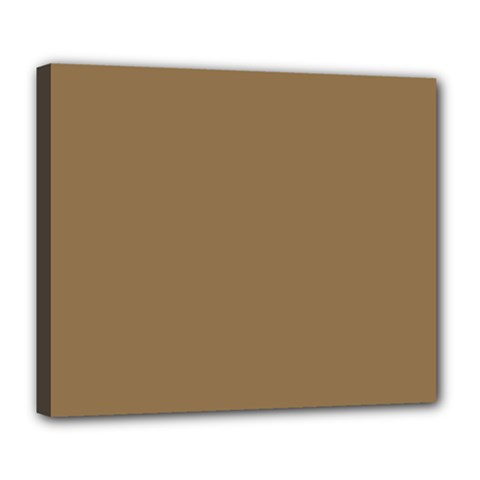 Brownish Deluxe Canvas 24  X 20