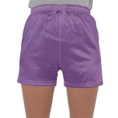 Uva Purple Sleepwear Shorts