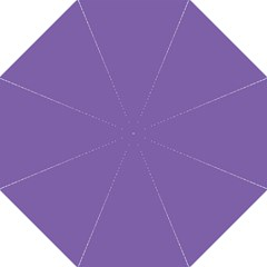 Purple Star Straight Umbrellas
