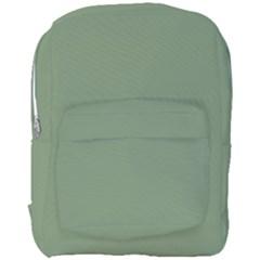 Army Green Full Print Backpack