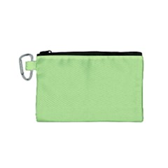 Pistachio Taste Canvas Cosmetic Bag (small)