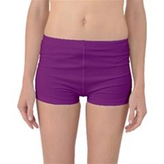 Magenta Ish Purple Boyleg Bikini Bottoms