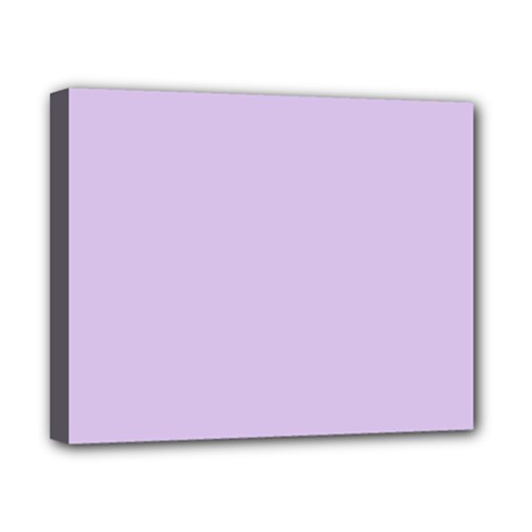 Baby Lilac Canvas 10  X 8