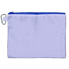 Violet Sweater Canvas Cosmetic Bag (xxl)