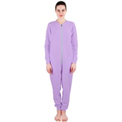 Lilac Morning Onepiece Jumpsuit (ladies)