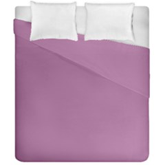 Silly Purple Duvet Cover Double Side (california King Size)