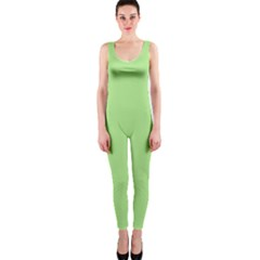 Meadow Green Onepiece Catsuit