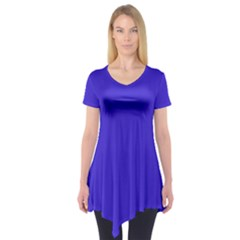 Royalty Short Sleeve Tunic