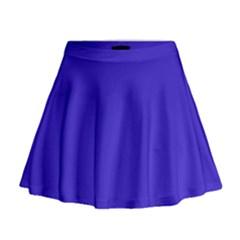 Royalty Mini Flare Skirt