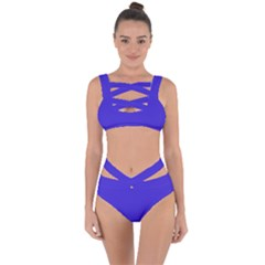 Royalty Bandaged Up Bikini Set