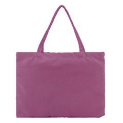 Rose Grey Medium Tote Bag