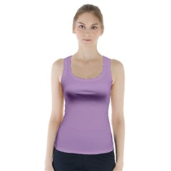 Grey Lily Racer Back Sports Top