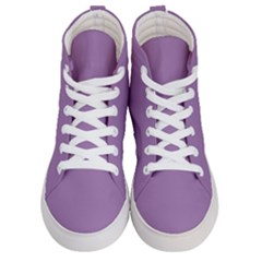 Grey Lily Men s Hi Top Skate Sneakers
