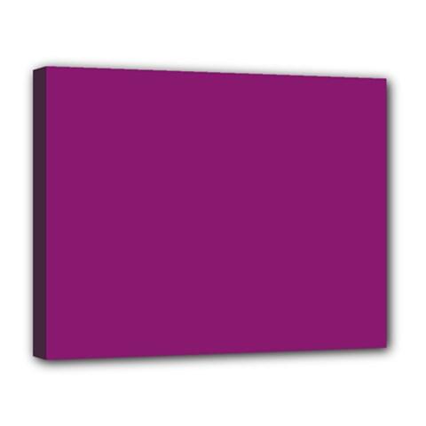 Grape Juice Canvas 14  X 11