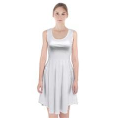 Dove Racerback Midi Dress