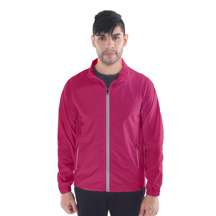 Rosey Day Wind Breaker (Men)