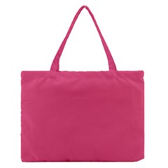 Rosey Day Zipper Medium Tote Bag