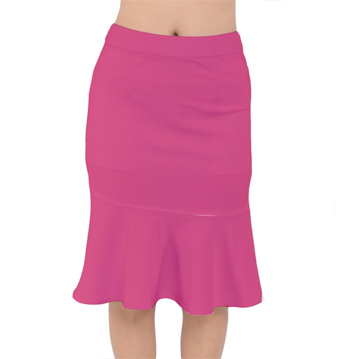 Rosey Day Mermaid Skirt