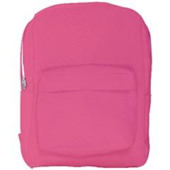 Rosey Day Full Print Backpack