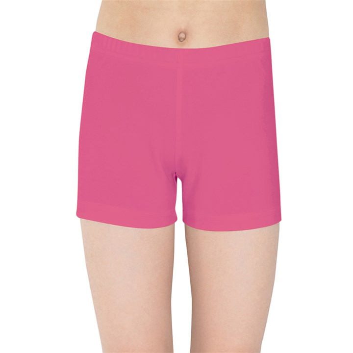 Rosey Day Kids Sports Shorts