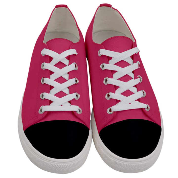 Rosey Day Women s Low Top Canvas Sneakers