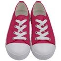 Rosey Day Kids  Low Top Canvas Sneakers View1