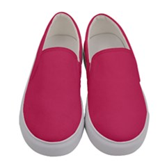 Rosey Day Women s Canvas Slip Ons