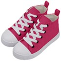 Rosey Day Kid s Mid-Top Canvas Sneakers View2