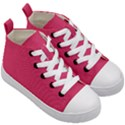 Rosey Day Kid s Mid-Top Canvas Sneakers View3