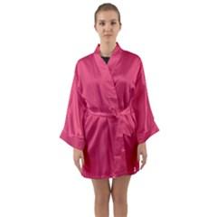 Rosey Day Long Sleeve Kimono Robe