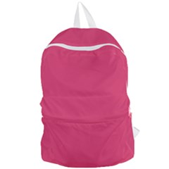 Rosey Day Foldable Lightweight Backpack