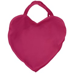 Rosey Day Giant Heart Shaped Tote