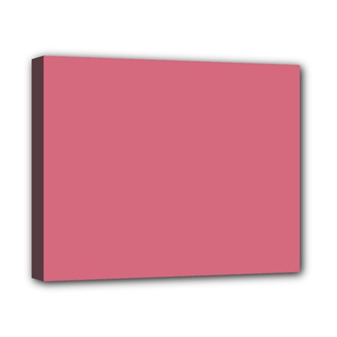 Rosey Canvas 10  X 8