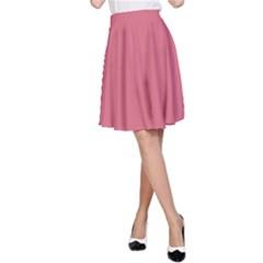 Rosey A Line Skirt