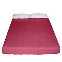 Rosey Fitted Sheet (king Size)