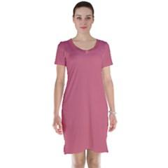 Rosey Short Sleeve Nightdress