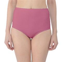 Rosey High Waist Bikini Bottoms